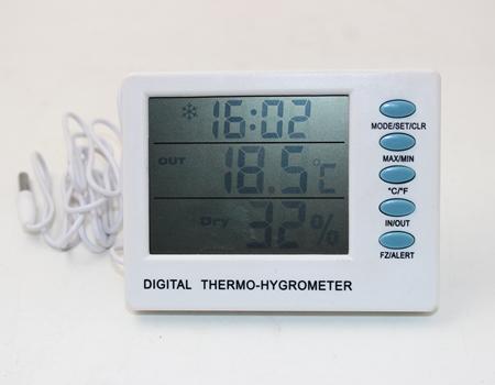室内外温湿度计AMT109