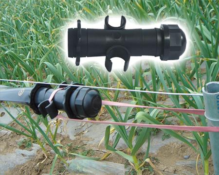 韩国信农灌溉喷水带堵头